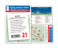 Appalachian Trail Map AT-21