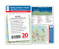 Appalachian Trail Map AT-20