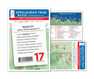 Appalachian Trail Map AT-17