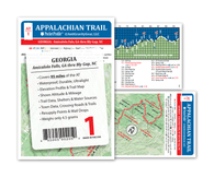 Appalachian Trail Map AT-1