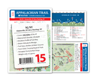 Appalachian Trail Map AT-15