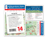 Appalachian Trail Map AT-14