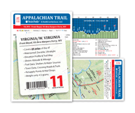 Appalachian Trail Map AT-11