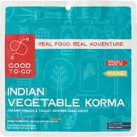 Good To-Go Indian Vegetable Korma - Two Servings