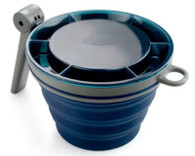 GSI Fairshare Collapsible Mug - Blue