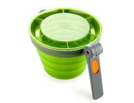 GSI Fairshare Collapsible Mug - Green