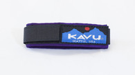Kavu Watchband, Solid Purple, Large