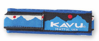 Kavu Watchband, Logo Pattern, Large