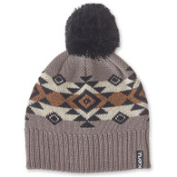Kavu Canyon Beanie - Black N Tan