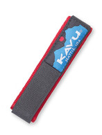Kavu Watchband, Solid Red, Small