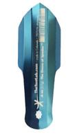 Deuce of Spades Trowel - Brushed Blue