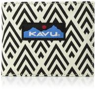 Kavu Yukon Wallet - Deco Tiles