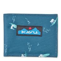 Kavu Roamer Wallet - Surfs Up