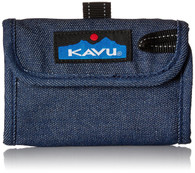 Kavu Wally Wallet - Denim