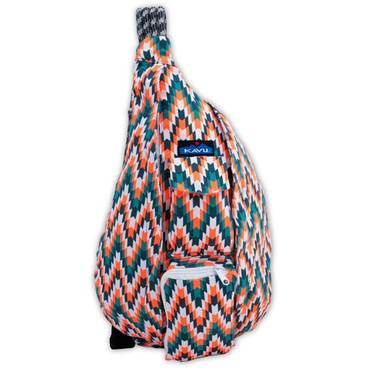 Kavu Rope Bag - Everglade Tile