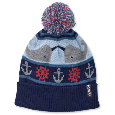 Kavu Herschel Knit Beanie Narwhal Go2 Outfitters