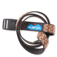 Kavu Burly Belt - Chevron Rust