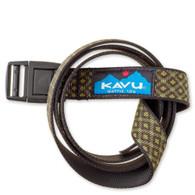Kavu Burly Belt - Kaleidoscope Green