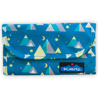 Kavu Big Spender Wallet - Night Range
