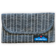 Kavu Big Spender Wallet - Fishbone