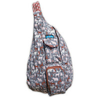 Kavu Rope Bag - Wild Woods