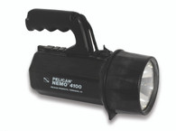 Pelican Nemo 4100 Dive Light - Black