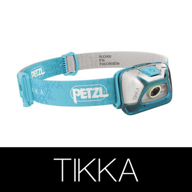Petzl Tikka Headlamp