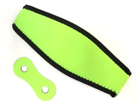Neopreme Mask Mate-LIME GREEN