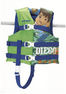 Stearns Watersports Vest (Go Diego Go, Weight- 30-50 Lbs)