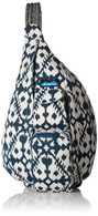 Kavu Rope Bag - Blue Blot