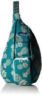 Kavu Rope Bag - Pineapple Passion