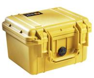 Pelican 1300 Case - Yellow