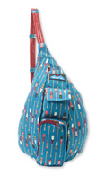 Kavu Mini Rope Bag - Row House