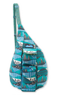 Kavu Mini Rope Bag - Winterscape