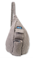 Kavu Mini Rope Bag - Chevron Shower