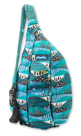 Kavu Rope Bag - Winterscape
