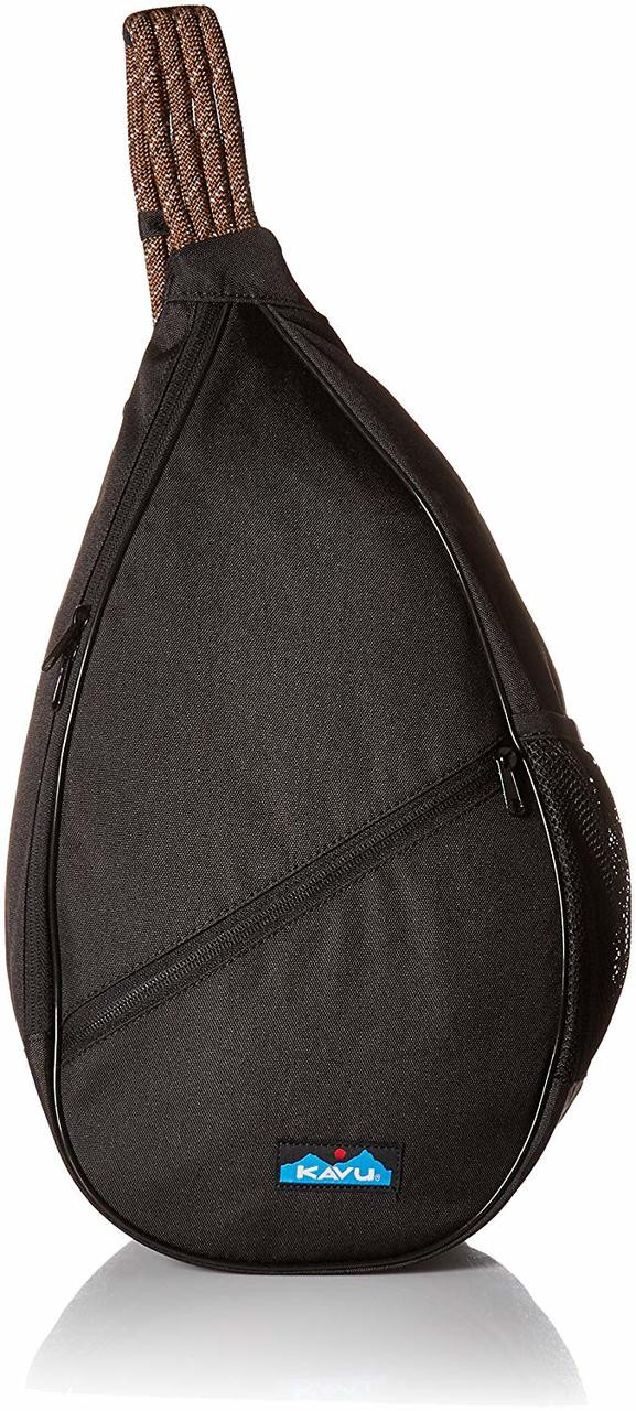 Kavu Paxton Pack Jet Black Go2 Outfitters