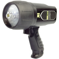 Underwater Kinetics Dive Cannon eLED Dive Light -  Black 825 Lumens