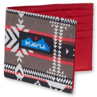 Kavu Yukon Wallet -Canyon Blanket