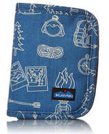 Kavu Zippy Wallet - Base Camp