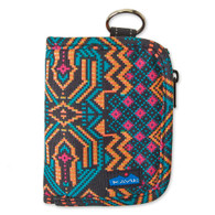 Kavu Zippy Wallet - Pixel Palace