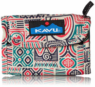 Kavu Wally Wallet -Patchadoodle