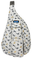 Kavu Rope Bag - Wild Horses