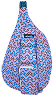 Kavu Rope Bag - Jewel Chevron