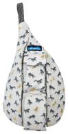 Kavu Mini Rope Bag - Wild Horses
