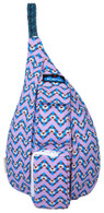 Kavu Mini Rope Bag - Jewel Chevron