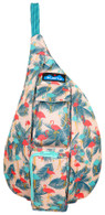Kavu Mini Rope Sling - Flamingo Fest