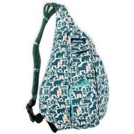 Kavu Rope Bag - Garden Fable