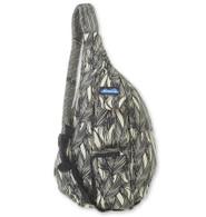 Kavu Rope Bag - Ink Leaf