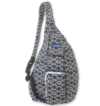 Kavu Rope Bag - Static Rhombus